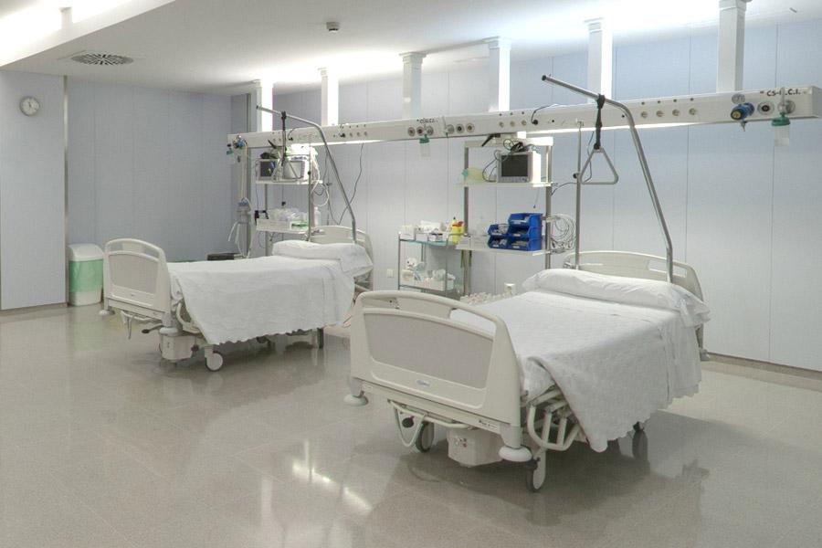 sanatorio NSG habitaciones