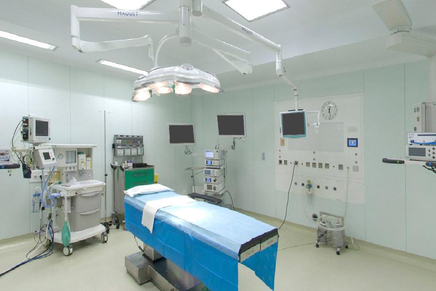 sanatorio NSG quirofano